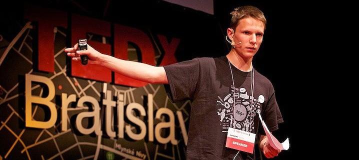 jaroslav dodok tedxbratislava student24 mavio media