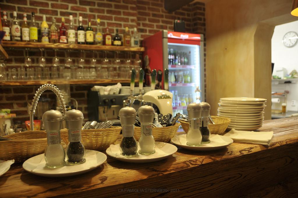 Vôňa kávy: Espresso v Šterberku alebo keď vás provokuje pizza
