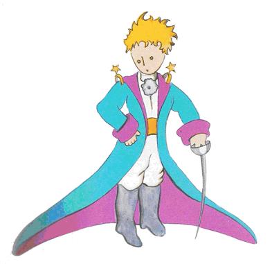 maly princ