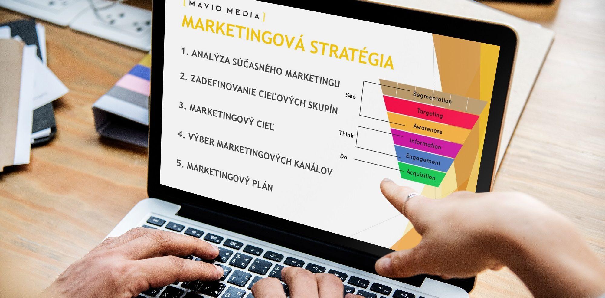 Ako sa tvorí úspešná marketingová stratégia? (case study)