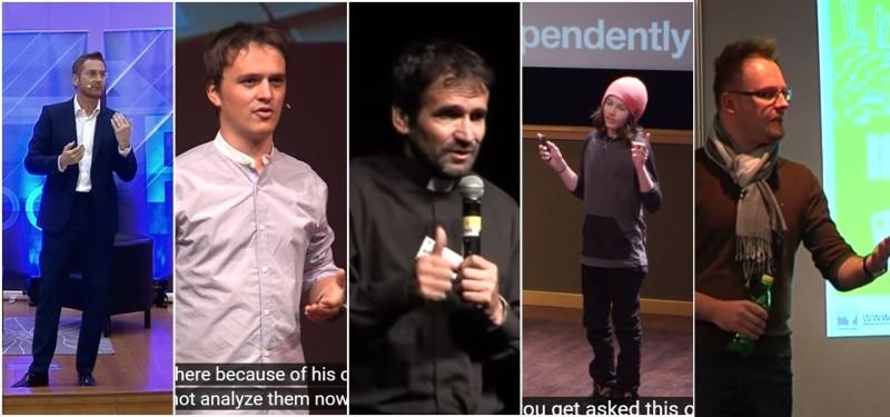 5 najlepších prednášok o biznise, osobnom rozvoji a postoji k životu