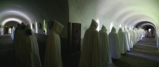 11 dní v kláštore: Klauzura, ticho a modlitba