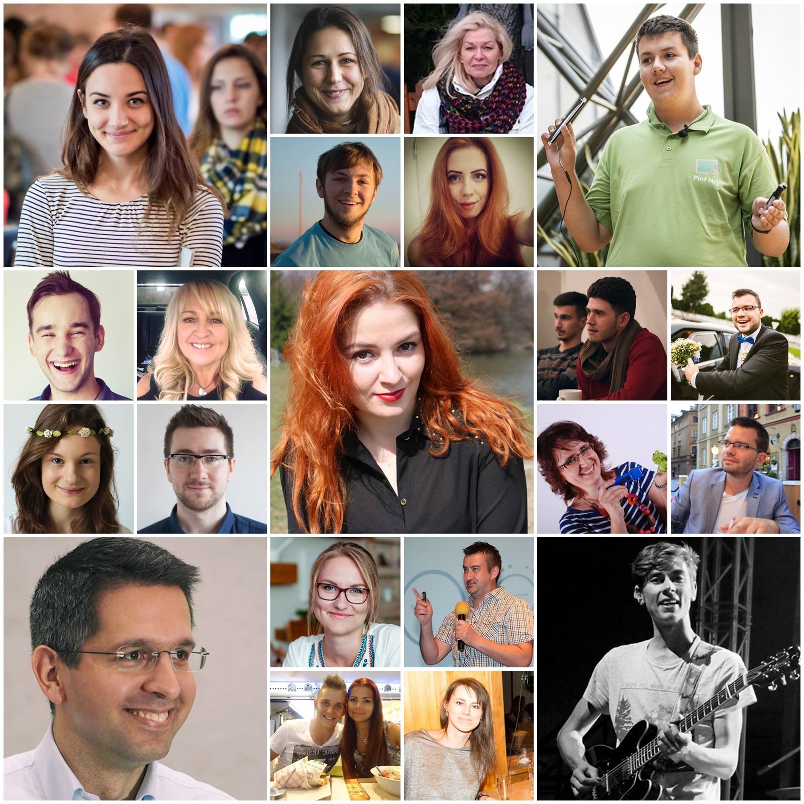 ROK 2016 očami marketéra: 21 inšpiratívnych mladých ľudí, ktorých sa oplatí spoznať!
