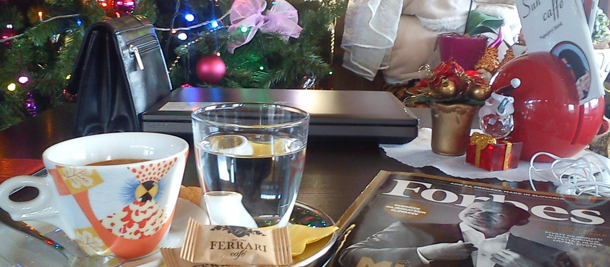 Najlepšie kaviarne a kávy, ktoré som našiel v Banskej Bystrici