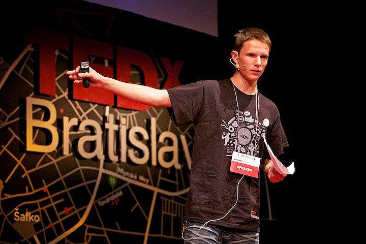 Jaroslav Dodok TedxBratislava